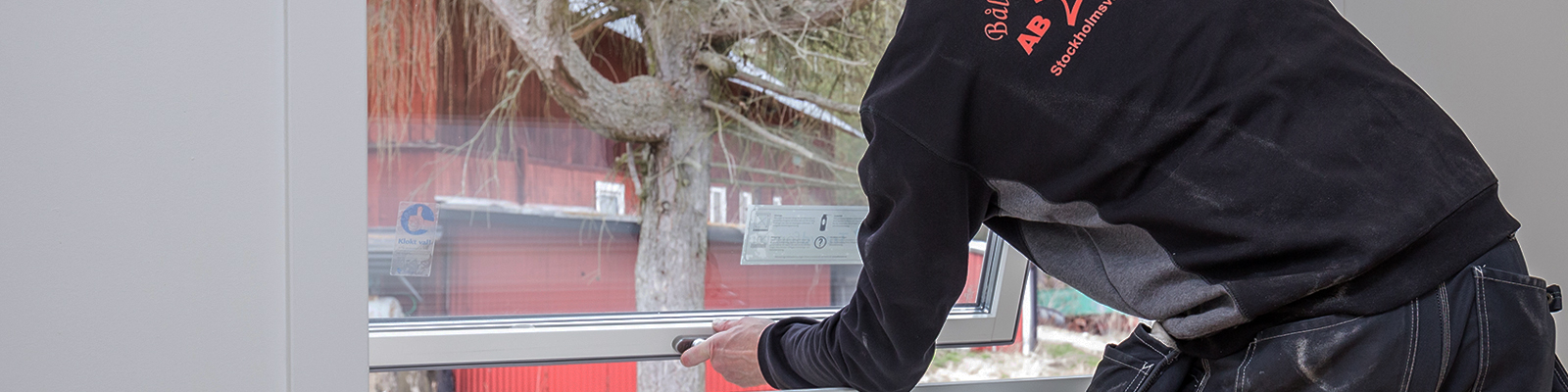 Fönsterbyte - vi byter dina fönster